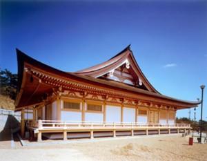 天上寺金堂