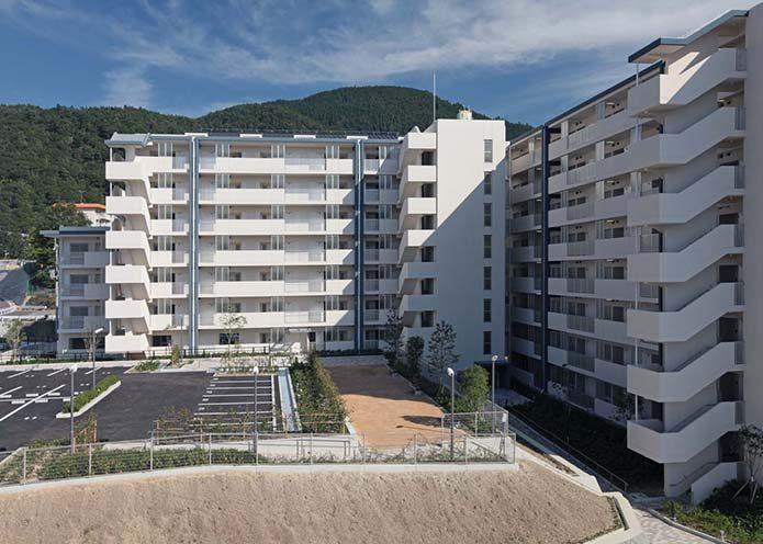 神戸市営からと住宅