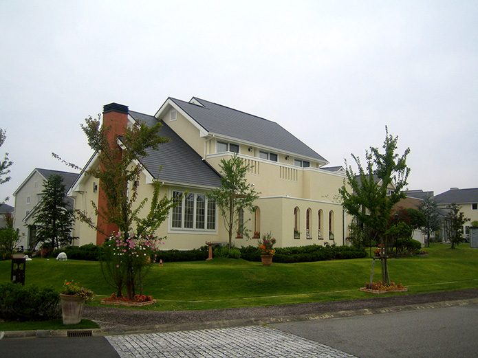 ワシントンヴィレッジ第4期E様邸