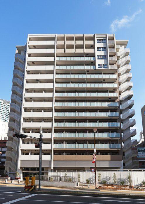 プレサンスジェネ新神戸ステーションフロント