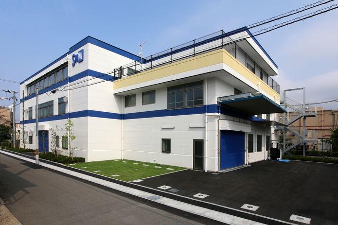 三和テクノ(株)神戸工場新築工事